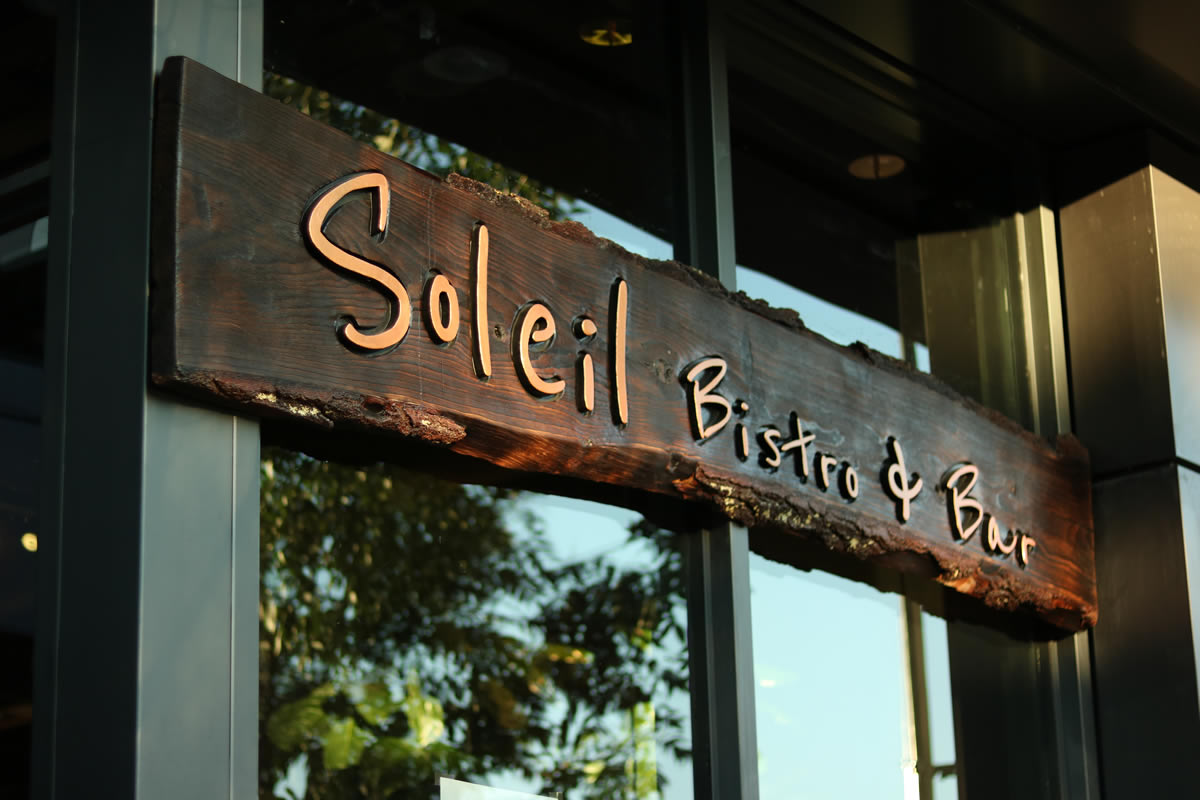 Soleil Bistro and Bar
